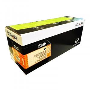 Toner Lexmark MS710 52D4H00 / 52DBH00 - 524H – Original para MS810de