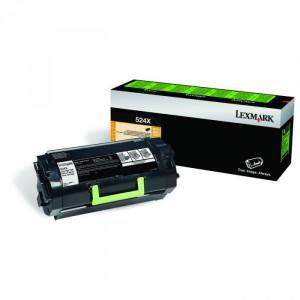 52D4X00 52DBX00 Toner Original Lexmark 524X Com Garantia de Originalidade e Melhor Preço – TonerPlus.com.br
