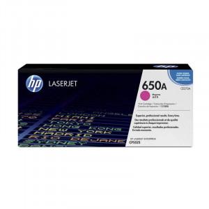 Toner HP CP5525 Magenta / Vermelho CE273A - HP 650A – Toner HP Original para CP5520 - TonerPlus.com.br