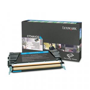 C734A1CG – Toner Lexmark Original para C734